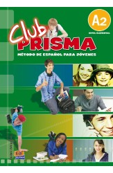 Club Prisma Nivel A2 - Libro de alumno + CD