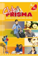 Club Prisma Nivel A2/B1 - Libro de Alumno + CD