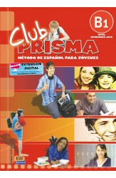 Club Prisma Nivel B1 - Libro de Alumno + CD