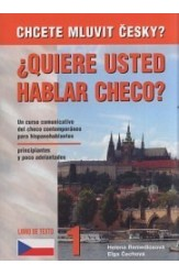¿Quiere usted hablar checo? Chcete mluvit česky?